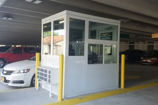 Airport Parking Booths