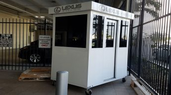 Mobile Security Booth